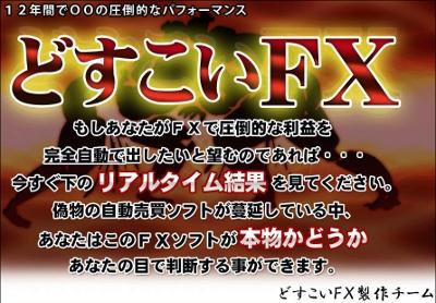 どすこいFX (株)カーロット fx 入門 情報 方法